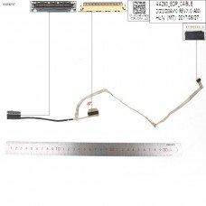 Шлейф матрицы для Dell Latitude e7470 P61G, (DC02C00AV10, 0DCKM0, eDP 30pin, Original)