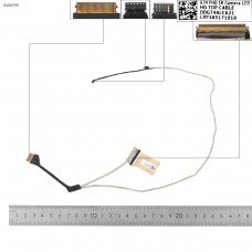 Шлейф матрицы для HP 15-CC series, (DDG74ALC621, 40pin, With Touch, Original)