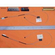 Шлейф матрицы для Lenovo Ideapad B40-45 B40-35 B40-70 B41-30 B41-70 B41-80, (DC02001XP00)