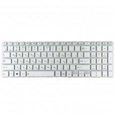 Клавиатура Toshiba Satellite L50-B RU (белая, версия 347мм, Original)