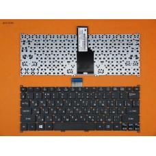 Клавиатура для Acer Aspire S3-391 S3-951 S5-391 V5-121 V5-131 One 725 756 TravelMate B113 B115 RU Black