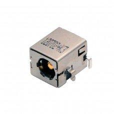Разъем питания для Asus A52 A53 K52 K53 U52 X52 P53 K72 X54, Lenovo s12, (Pj032c, желтый плюс)