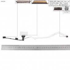 Шлейф матрицы для Dell Latitude 7300, (0VRFW2, DC02C00JB00, EDC30, eDP 30pin)