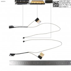 Шлейф матрицы для Lenovo IdeaPad V330-14 V330-14ISK V330K-14IKB, (DC02002WF00, DLMV2, eDP 30pin)