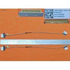 Шлейф матрицы для Toshiba Satellite L40 L40D L40D-A c40-B L45D-B C45-b CASU-1A, (1422-01RC000, 40pin LVDS)