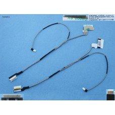 Шлейф матрицы для Toshiba Satellite NB500 NB505, (DC020016L10, PBU00)