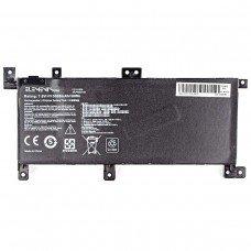 Батарея для Asus X556UA X556UB X556UF X556UJ X556UQ X556UR X556UV, 7.6V 5000mAh, C21N1509