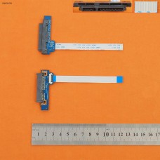 Шлейф HDD/SSD HP Envy 17-Nxxx M7-Nxxx series, LS-C533P, 813795-001