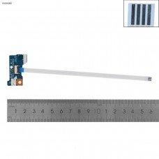 Кнопка включения с шлейфом для HP 450 G3 G4, HP 455 470 G4, DA0X83PB6D0