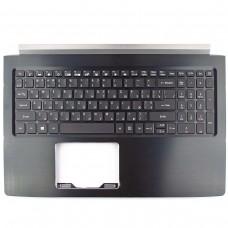 Корпус верхняя крышка для Acer Aspire A715-72G, (6B.GXBN2.009, топкейс, с клавиатурой, без тачпада, C Cover, Original)