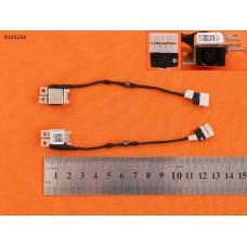 Разъем питания для Dell Latitude 3340 3350, (50.4OA05.011 0GFNMP, PJ837, с проводом/кабелем)