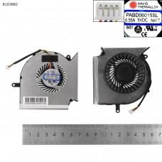 Вентилятор для MSI GE75VR GP75VR GE63VR GP63VR GV63VR GE73VR GL73VR series, (для CPU, OEM)