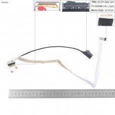 Шлейф матрицы для Dell Latitude E5570 Precision 3510 P48F, (DC02C00B610, 09TKMN, eDP 30pin)