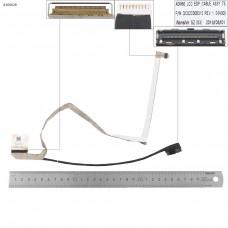 Шлейф матрицы для Dell Latitude E5570 Precision 3510 P48F, (085V99, DC02C00B510, adm80, eDP 40pin Touch)