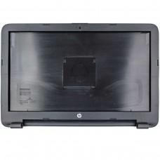 Корпус крышка матрицы с рамкой для HP 250 255 256 G4, 15-ac 15-af, (813925-001, Black, A+B Cover)