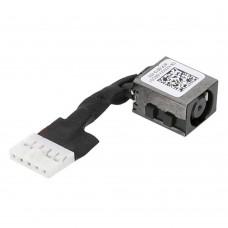 Разъем питания для Dell Latitude 7480 7490 7380 7390 7280 7290, (с проводом/кабелем, 08GJM9, 8GJM9, PJ1071)