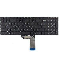 Клавиатура для Lenovo IdeaPad 700-15ISK 700-17ISK, US, чёрная