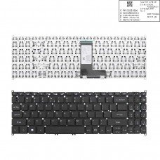 Клавиатура для Acer Swift 3 SF315-41 Aspire 3 A315-22 Aspire 5 A515-43 Extensa EX215-31, US, (черная, Original)