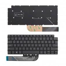Клавиатура для Dell Inspiron 5390 5391 series, US, черная, (DSNR150DS NSK-QEOBC D2711178)