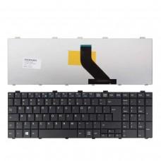 Клавиатура для Fujitsu Lifebook A530 A531 AH512 AH530 AH531 NH751 UK, Black, Big Enter