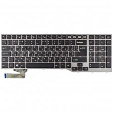 Клавиатура для Fujitsu Lifebook E753 E754, RU/UA
