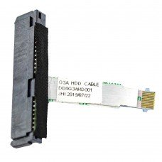 Шлейф HDD/SSD Sata для HP Omen 15-dc 15-ce, (DD0G3AHD001 DD0G3AHD100 TPN-Q194 TPN-Q211 929561-001, OEM)