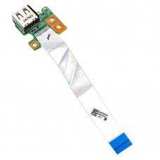 Плата DAR33TB16C0 для HP Pavilion G7-2000, (685132-001, 1xUSB)