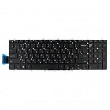 Клавиатура для Dell Inspiron 15 3584 7566 7567 5570 5575 7570 7577 5770 5775, RU, (чёрная, OEM)