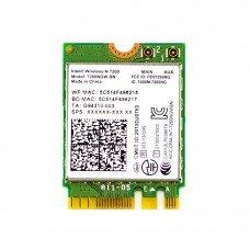 Плата WiFi+Bluetooth Intel N7260 для HP EliteBook 810 G1 G2 9480 ZBook 15 G2 17 G2, (N7260NGW, 735387-001, g94310-003)