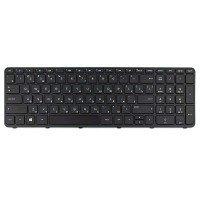 Клавиатура для HP Pavilion 15-E 15-N 250 G3 255 G3 256 G3, RU, (чёрная, 749658-251, pk1314d2a05, v140502as1, Original)