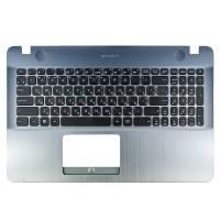 Корпус верхняя крышка для Asus X541NA X541NC X541SA X541SC X541UA X541UJ X541UV, RU/UA (топкейс с клавиатурой, 90NB0CG3-R32UA0, C Cover, Original)