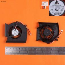 Вентилятор для Samsung R530 R580 R528 R540, (BA81-08475A, BA81-08715A, KSB0705HA-9J58 KSB0705HA-J904, OEM)