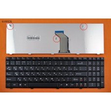 Клавиатура Lenovo IdeaPad G560 G565 RU Black
