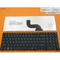 Клавиатура Gateway NV50 Packard Bell EasyNote TM81 TM86 Tm87 TM89 TM94 TX86 RU Black