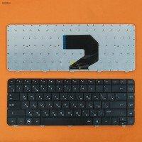 Клавиатура для HP Pavilion G4-1000 G6-1000, Compaq 630 640 650, Presario CQ43 CQ57 CQ58, RU, Black