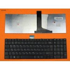 Клавиатура Toshiba C50 C50d C55 C55d RU (черная, Original)