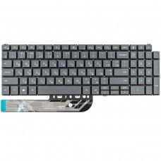 Клавиатура для Dell Inspiron 15 5508 5584 5590 5593 5594 5598 7590 7591 7791, RU/UA, (с подсветкой)