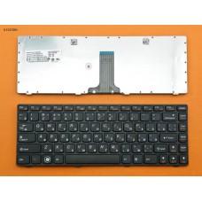Клавиатура Lenovo IdeaPad Z380 Z480 Z485 G480 G485 RU (черная, Original)