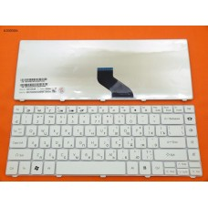Клавиатура Gateway Nv49c, Packard Bell Easynote Nm85 Nm87 White Ru