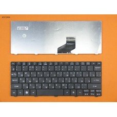 Клавиатура для Acer Aspire One 521, 522, 532, D260, D270, Gateway LT21 RU (черная, OEM)