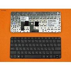 Клавиатура HP Compaq Mini 210-1000 RU, black