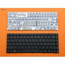 Клавиатура MSI X320 X340 X300 BLACK (Without foil) Italian
