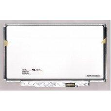 Матрица для ноутбука 13.3 Slim LED 1600*900 40pin матовая с планками по бокам
